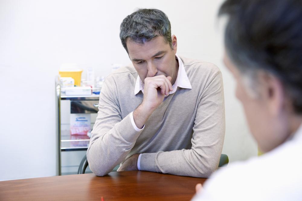 Zaburzenia odżywiania się u mężczyzn